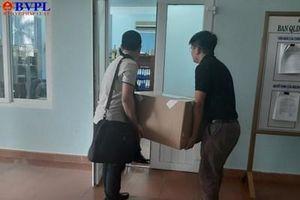 Vụ cướp hồ sơ dự thầu ở Quảng Bình: Ban nội chính, VKSND tỉnh yêu cầu điều tra làm rõ