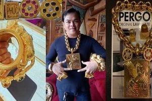 Vì sao người đeo nhiều vàng nhất Việt Nam bị bắt?