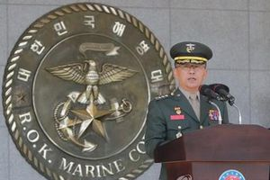 Tân tư lệnh thủy quân lục chiến Hàn Quốc kêu gọi tăng phòng thủ