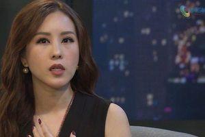 Hoa hậu Thu Hoài: Từng rất sốc khi con trai thú nhận thuộc giới tính thứ 3
