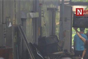 Phó Thủ tướng chỉ đạo tập trung khắc phục hậu quả vụ cháy làm 8 người chết tại Hà Nội