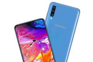Cận cảnh Samsung Galaxy A70: 3 camera sau, RAM 6 GB, pin 4.500 mAh