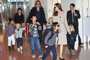 Angelina Jolie muốn tái hợp với Brad Pitt
