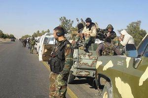 IS trỗi dậy, tấn công liên tiếp quân Syria đang án binh bất động ở Homs