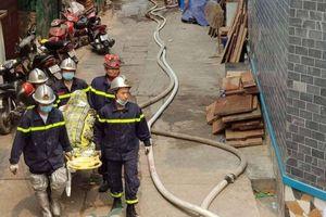 Vụ cháy ở Trung Văn, Hà Nội: 3 mẹ con chết vẫn ôm chặt nhau