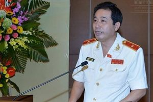 Thiếu tướng Lê Đình Nhường bị miễn nhiệm chức vụ, cho thôi nhiệm vụ ĐBQH