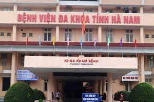 Hà Nam: Khởi tố 5 cán bộ y tế đưa bệnh nhân chụp cộng hưởng 'chui', lấy tiền bỏ túi