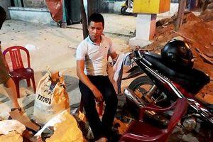 Quảng Nam: Bắt giữ đối tượng vận chuyển cyanua trái phép bán cho các bãi vàng