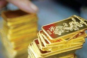 Giá vàng hôm nay 12/4: USD tăng trở lại, vàng bất ngờ sụt giảm