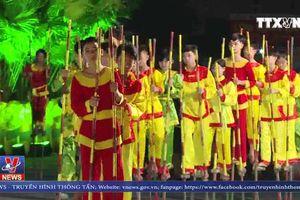 Khai hội Giỗ tổ Hùng Vương