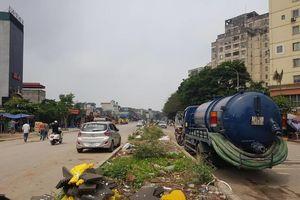 Hà Nội: Cận cảnh dự án nghìn tỷ hoang tàn sau 17 năm thi công