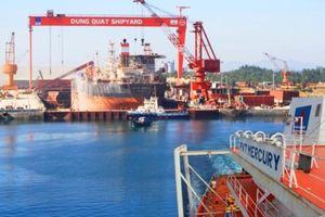 Bài 9: DQS 'mắc cạn' với tàu 104.000 DWT