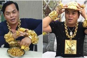 Bị 'bóc phốt' đeo toàn vàng giả, Phúc XO lại bị tố nợ tiền công làm đồ phong thủy 50 triệu đồng chưa chịu trả