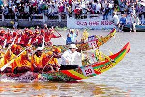 Cuộc đua tài trên sông nước