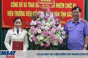 VKSND tỉnh Bắc Ninh có Viện trưởng mới