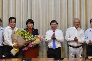 TP HCM: Trao quyết định bổ nhiệm nhân sự chủ chốt tại nhiều Sở, ngành