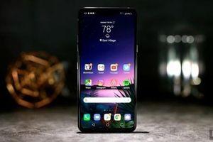 Lạ lùng chiếc smartphone đọc tĩnh mạch trên lòng bàn tay để mở khóa của LG