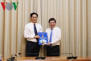 Ông Trần Quang Lâm được bổ nhiệm Giám đốc Sở Giao thông Vận tải TPHCM