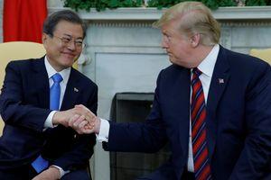 Chuyến thăm Mỹ của Tổng thống Hàn Quốc gặt hái thành công bước đầu