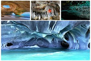 Tốp 5 hang động kỳ vĩ nhất thế giới