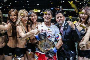 Võ sĩ Việt Nam liệu có đủ sức thi đấu MMA quốc tế?
