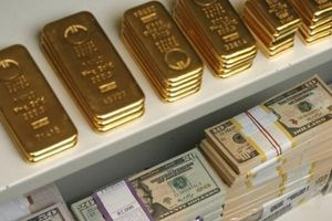 Giá vàng hôm nay 13.4: Vàng trong nước tăng, thế giới bất ngờ giảm sâu