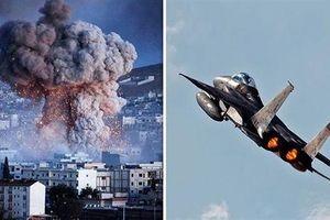 Israel dội tên lửa vào thẳng nơi triển khai S-300