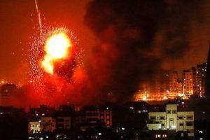 'Lá chắn' Nga im lặng khi Israel không kích vào Masyaf