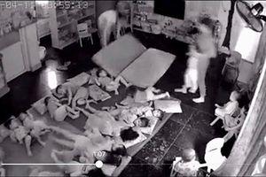 Quảng Ninh đình chỉ trường mầm non tư thục để điều tra nghi vấn bạo hành trẻ em