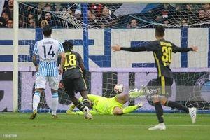 Juventus bỏ lỡ cơ hội vô địch sớm 6 vòng đấu