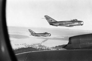 Soi chiếc tiêm kích MiG chưa được ra trận ở Việt Nam