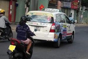 Đi 12km bị tài xế taxi hãng Vinasun 'chặt chém' gần 2 triệu đồng