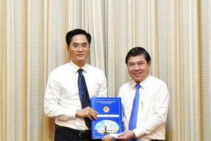 TP.HCM bổ nhiệm nhiều nhân sự lãnh đạo