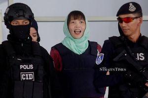 Xác định ngày Đoàn Thị Hương được trả tự do
