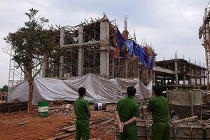 Vụ sập nhà ở Đắk Lắk: Đơn vị thi công báo cáo gian dối