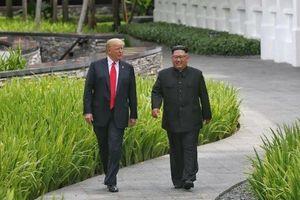 Ông Trump hé lộ triển vọng cuộc gặp lần 3 với Kim Jong Un