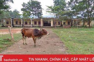Lãng phí, mất an toàn từ các cơ sở GDTX ở Hương Sơn