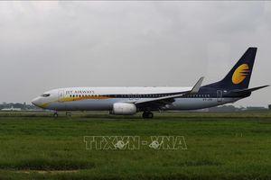 Jet Airways tiếp tục hủy tất cả các chuyến bay quốc tế cho đến ngày 15/4