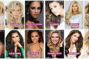 Lộ diện dàn thí sinh 'chất như nước cất' của Hoa hậu Mỹ 2019: Ai sẽ có khả năng trở thành đối thủ của Hoàng Thùy?