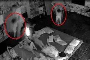 Đình chỉ trường mầm non vụ giáo viên cầm trẻ quăng xuống nền nhà bắt ngủ