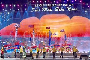 Khai mạc du lịch hè Sầm Sơn năm 2019