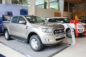 Thị trường xe bán tải Việt Nam trước ngày tăng phí