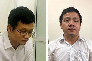 Hai người bị bắt cùng ông Phạm Nhật Vũ là ai?
