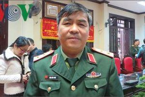 Bộ Quốc phòng đang xem xét thông tin Thủ khoa HV KTQS được nâng 18,7 điểm