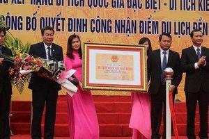 Thanh Hóa: Khai hội lễ hội Lê Hoàn 2019 và đón Bằng Di tích Quốc gia đặc biệt
