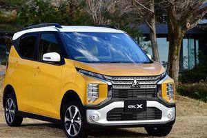 Mitsubishi ra mắt mẫu xe 'anh em' của Xpander