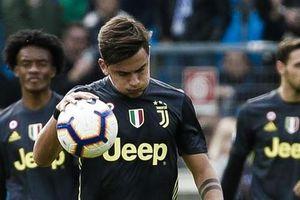 HLV Juventus nói gì khi thua đội đứng cuối bảng?