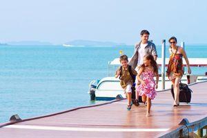 Tại sao vợ không thích du lịch cùng gia đình?