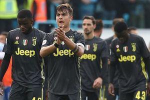 Thua sốc SPAL 1-2, Juventus lùi ngày lên ngôi