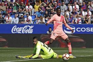 Highlights Huesca 0-0 Barca: Bất lực trước đội bét bảng